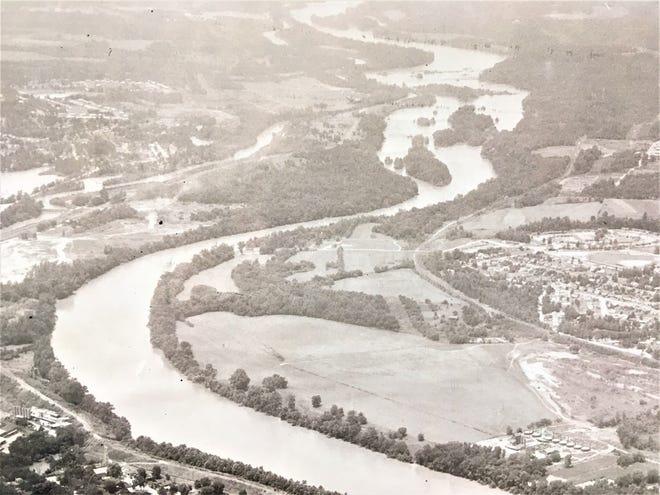 The Savannah River near Augusta got its first bridge in 1791.