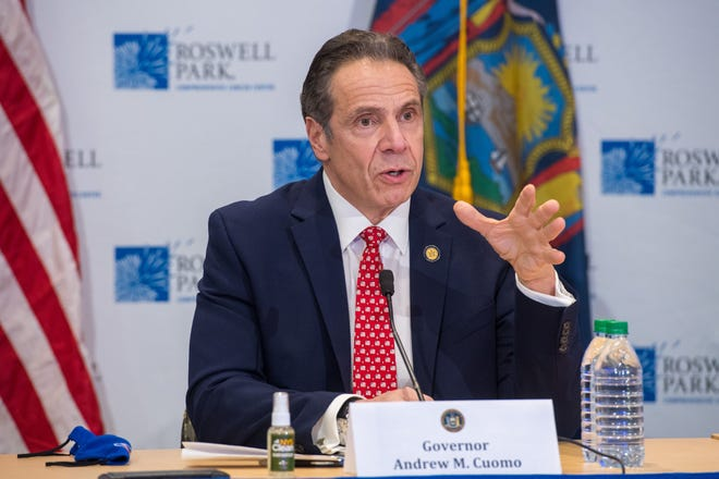 Gov. Andrew Cuomo would have his emergency powers stripped under legislation set to be approved by the state Legislature.