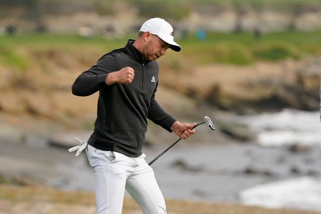 """""""My goal has always been to be the No. 1 player in the world and some people will laugh at that and that's fine,"""" Daniel Berger said. """"But that's something that every day I wake up and I strive for."""""""