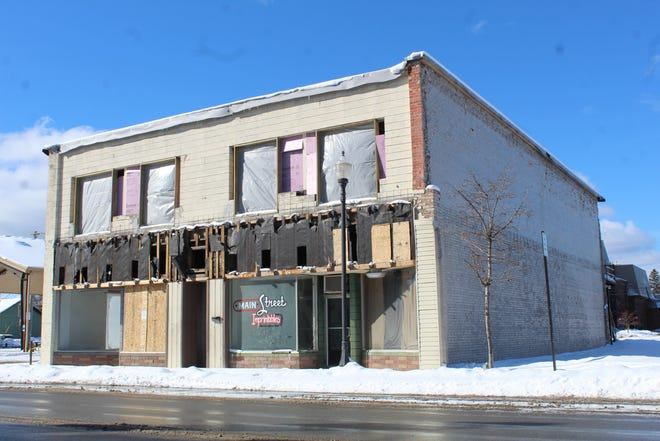 A public hearing was scheduled for the March 9 Cheboygan City Council meeting to consider granting a tax abatement for the building at 409 and 411 North Main Street, in the City of Cheboygan.