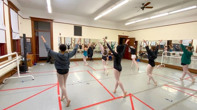 """The Wayne Center for the Arts Dance Department will present """"New Works"""" on March 6. The performance will be presented virtually on MCTV, YouTube and Facebook."""