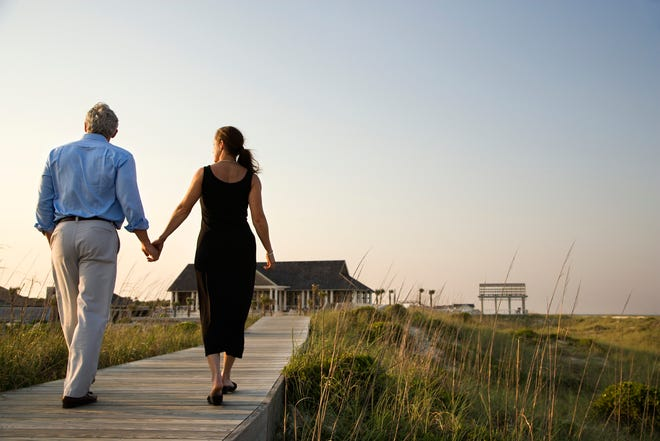 Topsail Island's beautiful beaches offer the opportunity to relax or be as active as you like.