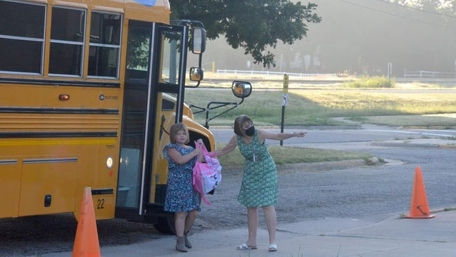 Passing a stopped school bus can mean a fine, but those tickets are only written in Newton when the violation is witnessed by law enforcement. A new bill in the Kansas Legislature could mean cameras placed on busses that would lead to tickets.