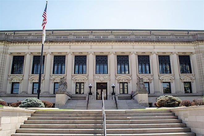 Illinois Supreme Court building in Springfield.