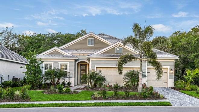 Neal Communities expects to open the Avelina neighborhood this fall in Wellen Park, in Venice. At completion, Avelina will total 96 single-family homes.