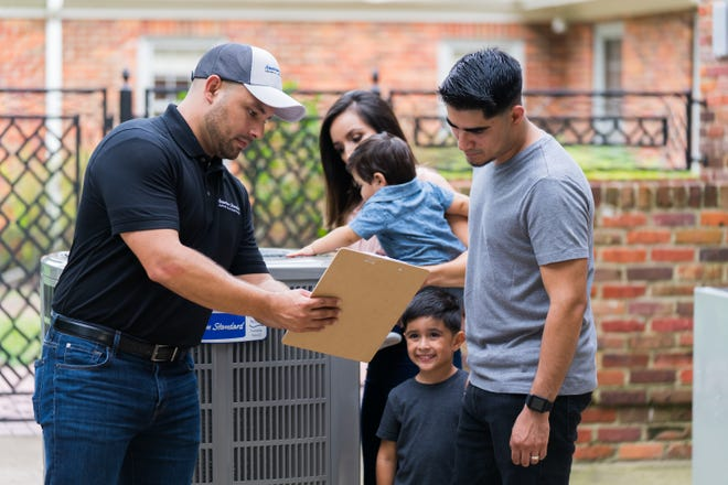 COOL COMES AT A PRICE: The average home needs a new HVAC system every 15-20 years. Yes, it's expensive, but homeowners benefit from energy savings and peace of mind.