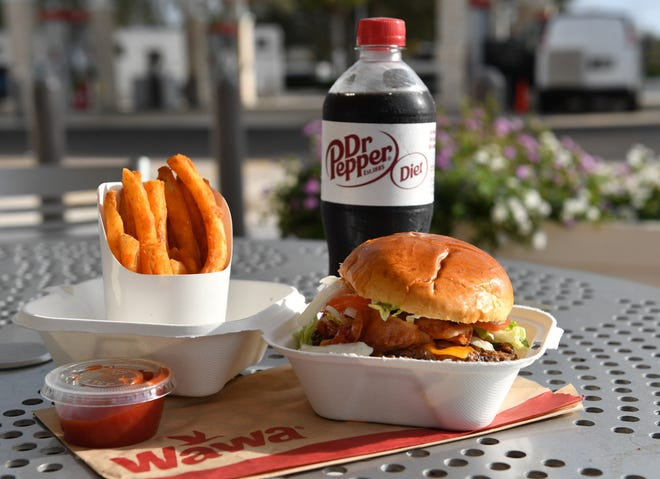 Wawa now is offering customizable burgers and french fries after 4 p.m. at stores nationwide, including stores in Sarasota-Manatee.