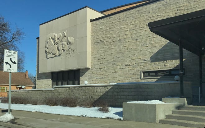 Sturges-Young Center for the Arts is set to receive several upgrades over the next three years, with fundraising efforts underway.
