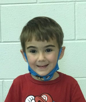 Henry Farber of Surf City Elementary is Pender County Schools' Student of the Week.