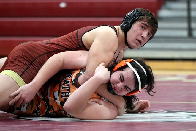 Nick Youell and Watterson open the postseason with a Division II sectional tournament Feb. 26 and 27 at Licking Valley.Youell, a senior, decided to compete at 182 pounds after winning 14 of 15 matches at 195.