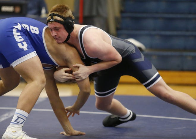 Owen Billeter and his teammates in the Grandview Heights wrestling program have focused on making improvements this season. The Bobcats are scheduled for a Division III sectional Feb. 26and 27at Madison Plains, but only Tazio Pintor will compete.