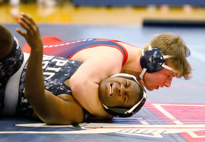 Carlin Hamilton has been one of the top contributors this season for OCC-Ohio Division champion Grove City. He is 15-2 at 195 pounds entering a Division I sectional tournament Feb. 27 at Watkins Memorial.
