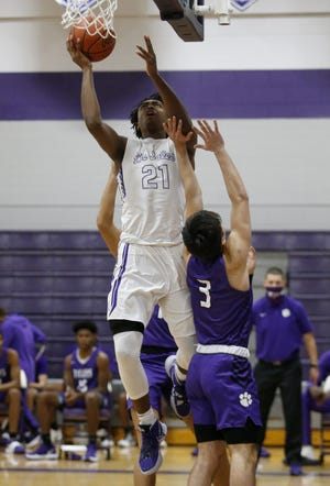 "Desmond Watson, a 6-foot-4 senior forward, has moved into the No. 2 spot on DeSales' all-time scoring list. He has done that while being a team-first player. ""You have to know when to shoot and when not to shoot. It's a 'we' shot, not a 'me' shot,"" he said."