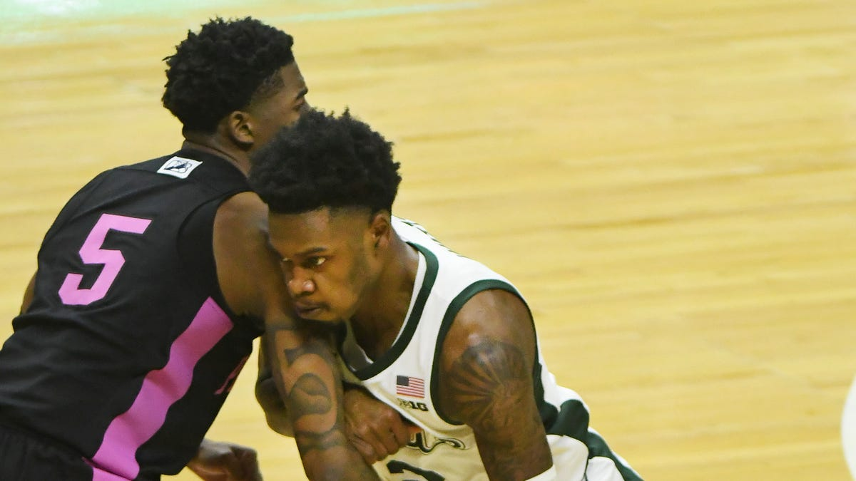 Michigan State's Rocket Watts, Foster Loyer ailing, but expected to play vs. Purdue 2