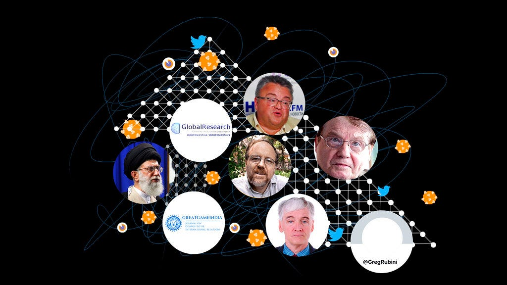 The superspreaders behind top COVID-19 conspiracy theories 2
