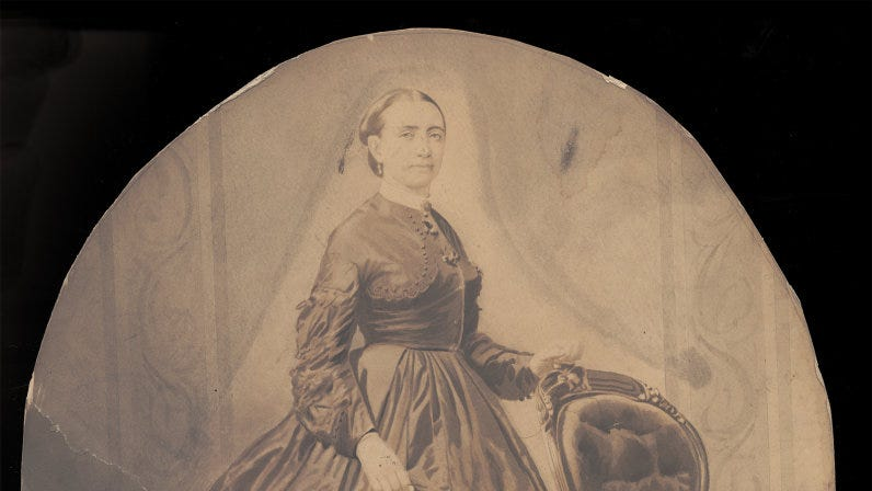 The woman who helped protect Lincoln from the men who tried to kill him in 1861 2