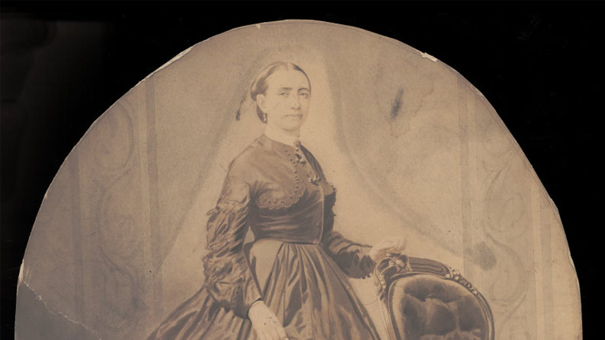 The woman who helped protect Lincoln from the men who tried to kill him in 1861 3
