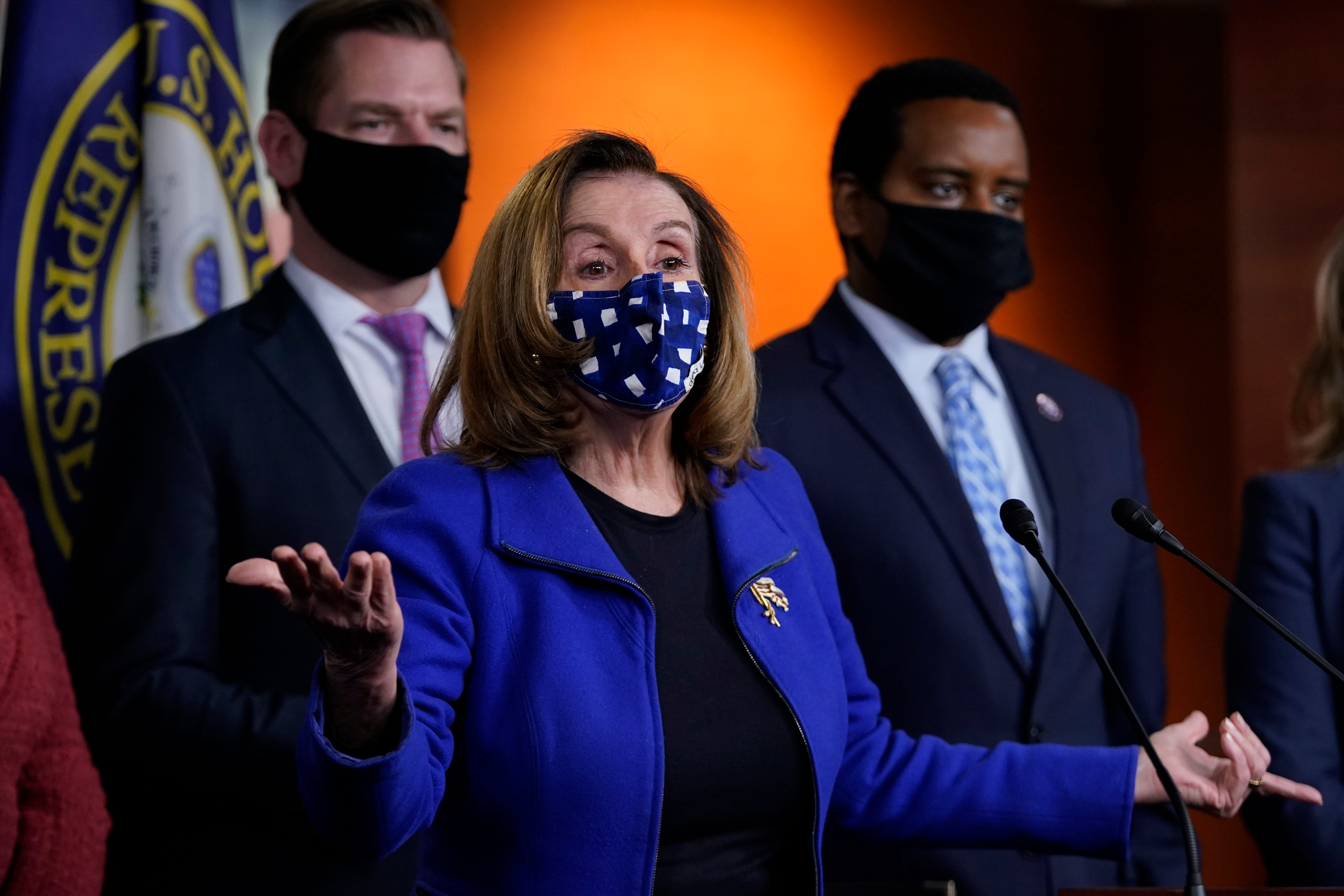 Pelosi bill for Jan. 6 riot commission could come this week 2