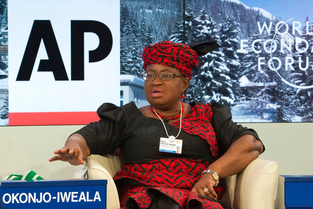 Okonjo-Iweala becomes first woman, African to lead WTO 2