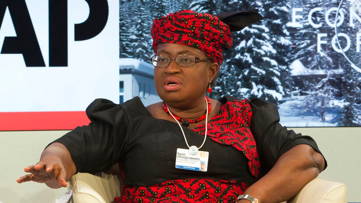 Okonjo-Iweala becomes first woman, African to lead WTO 3