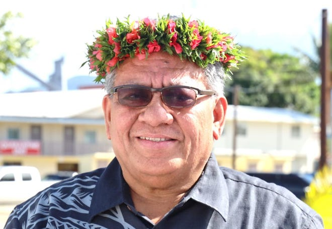Livingston A. Taulung, secretary of health of the Federated States of Micronesia, died on Feb. 15, 2021.