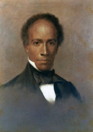 Edward James Roye served as the fifth president of Liberia from 1870-1871. Roye was born in Newark in 1815.