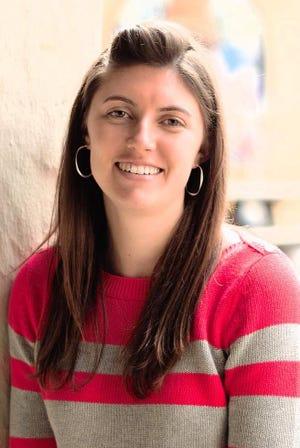 Cabot Yerxa Elementary School Principal Amber Gascoigne.