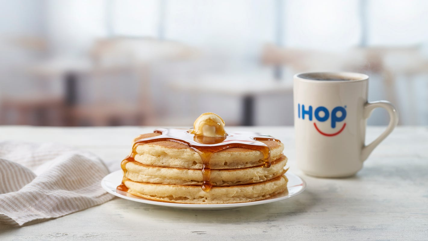 IHOP cancels National Pancake Day amid COVID-19, but will still give away free pancakes. How to sign up for an IOU. - USA TODAY