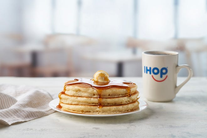 IHOP is canceling its annual National Pancake Day promotion. But it'll still give away free pancakes.