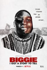 """Biggie: I Got A Story To Tell"" debuts on Netflix on March 1, 2021."