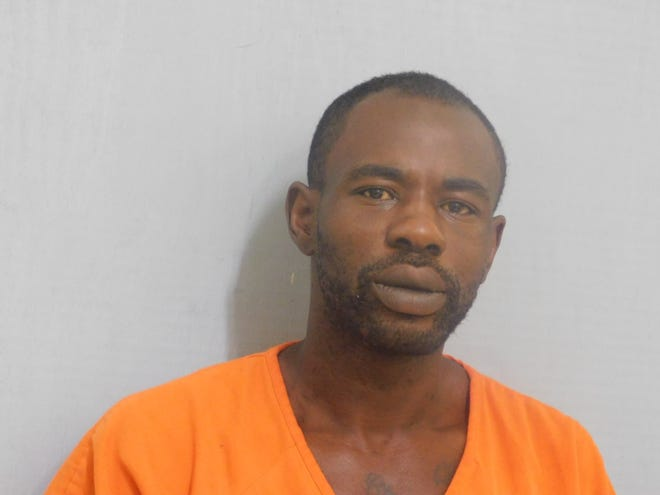 Frederick Lamont Jones escaped from the Screven County Jail Saturday night, Feb. 13, 2021. He was captured late Tuesday night.