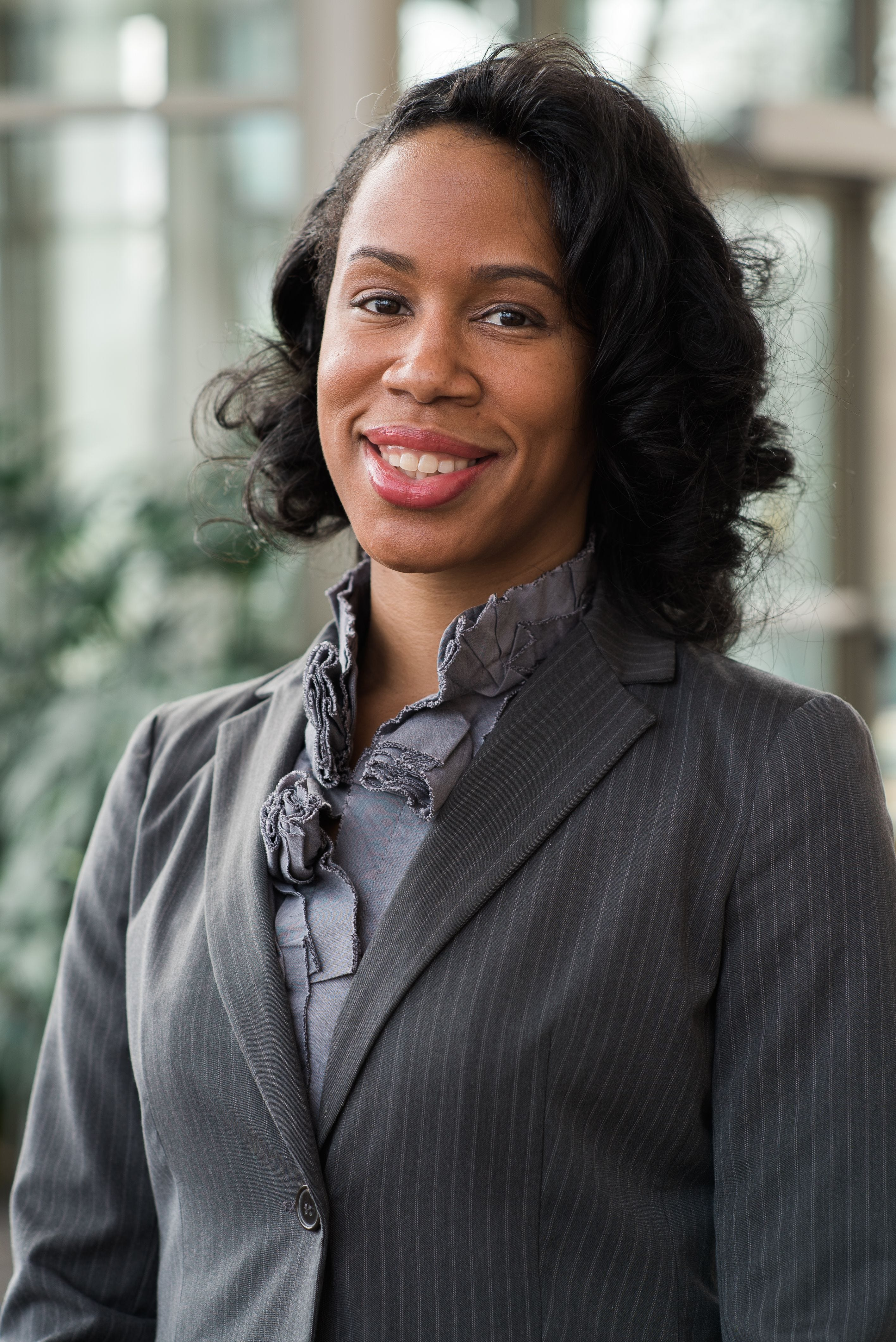 Dr. Candace Robertson-James is an assistant professor of public health and director of the bachelor and master of public health programs at La Salle University in Philadelphia.