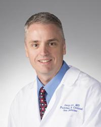 Dr. David Rice, pulmonary-critical care specialist, is the medical director of the Intensive Care Unit at UPMC Passavant Hospital in Pittsburgh.