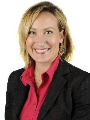Michigan State Police Lieutenant Sarah Krebs