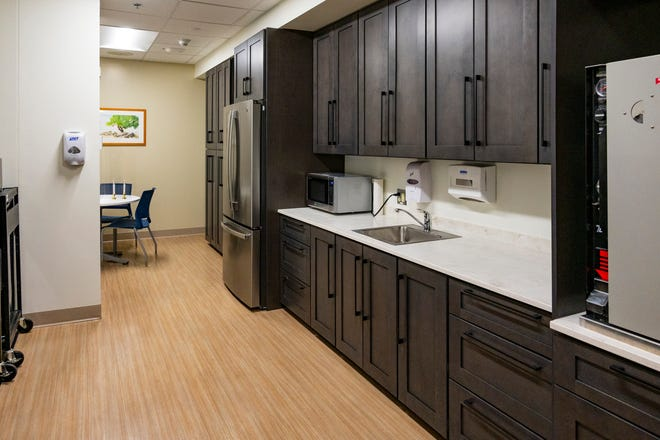Nemours duPont Hospital for Children opened a new Kosher Pantry in January, making meal preparation and storage more convenient for those of the Jewish faith who choose to keep kosher.