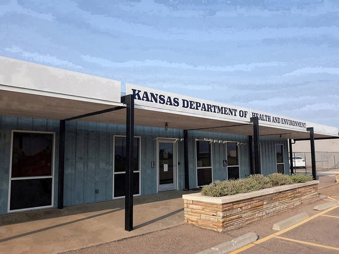 The Kansas Department of Health and Environment reported 16 new COVID-19 cases over the weekend with one death, giving Ford County a total of 58 deaths since the pandemic began.