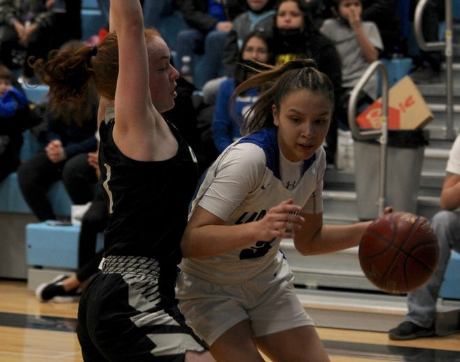 Benson County and New Rockford-Sheyenne picked up wins to advance to regionals while Four Winds/Minnewaukan defeated Nelson County for the District 7 championship on Feb. 15 at New Rockford-Sheyenne School