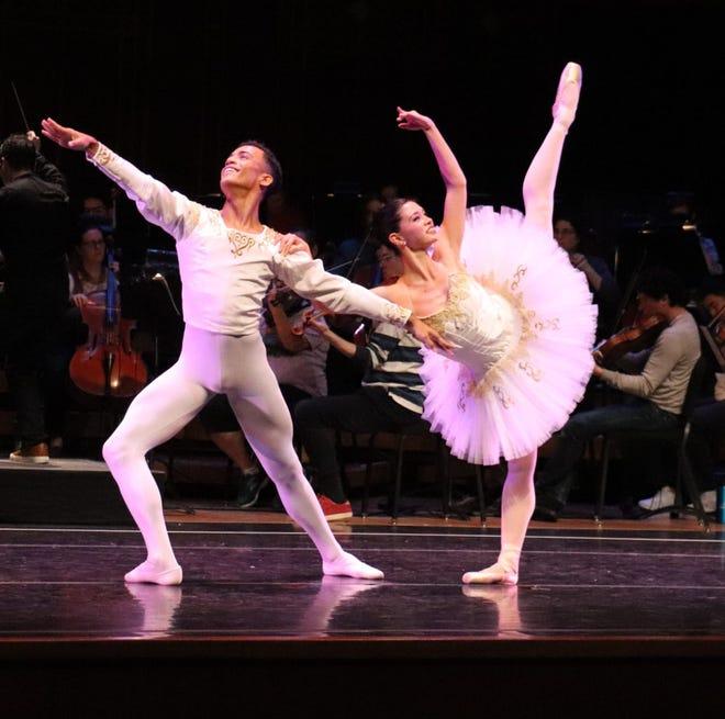 Florida Ballet will present 'Romantic Tales.'