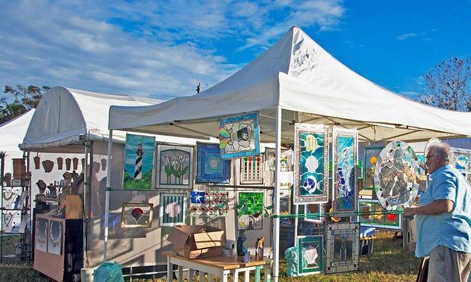 The St. Augustine Art & Craft Festival.