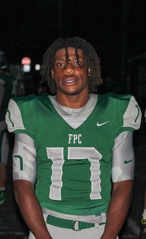 Nehemiah Gilyard, a student-athlete at Flagler Palm Coast High School, died Sunday when his sport utility vehicle crashed in western Flagler County.