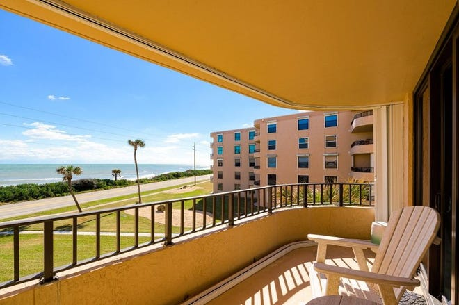 This beautiful oceanfront condo is located on the third floor of Ormond Beach's highly sought-after Fairwind Shores community.
