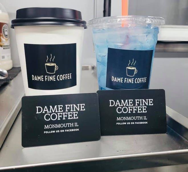 A new drive-thru and walk-up coffee shop is now open in Monmouth. Dame Fine Coffee is open seven days a week at Main Street and Detroit Avenue.
