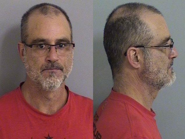 Michael Kocke, 49, of Gonzales was arrested following a joint investigation.
