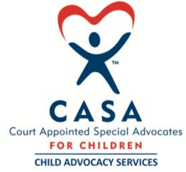 Court Appointed Special Advocates for Children logo