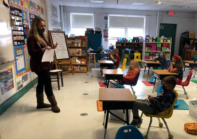 School officials will add a few more hours of in-classroom learning to the school week, starting the first week of March 1.