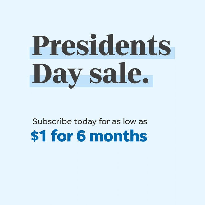 Presidents' Day subscriber sale