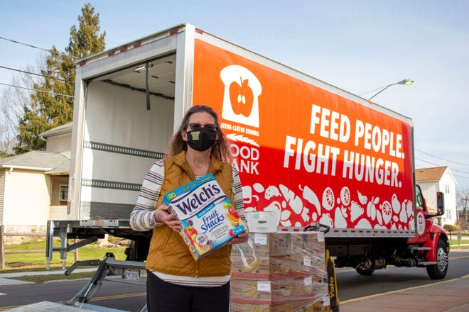 Akron-Canton Regional Foodbank kicks off 30th Annual Harvest For Hunger Campaign, looking to raise $1.39 million and 100,000 pounds of food.