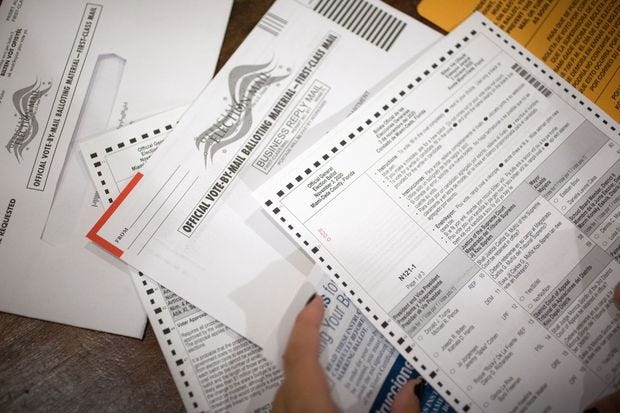 After record 4.8 million Floridians vote by mail, Republicans look to overhaul system 3