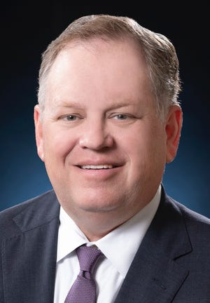 Sarasota Memorial Hospital President and CEO David Verinder