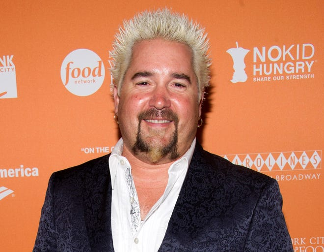 Guy Fieri's Flavortown Kitchen, a new delivery-only concept themed around the Food Network star, operates out of Brio Italian Grille at 190 University Town Center Drive.